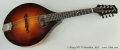 Collings MT-O Mandolin, 2012 Full Front View