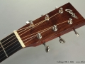 Collings OM-1, 2005 Head Front
