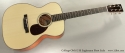 Collings OM1 E SS Englemann Short Scale Acoustic full front view