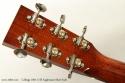 Collings OM1 E SS Englemann Short Scale Acoustic head rear