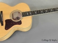 Collings SJ Maple 2002 full front view