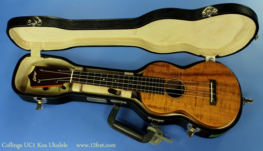 Collings UC1 Koa Ukulele