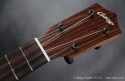 Collings UC1-K Koa Ukulele head front view