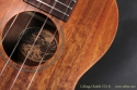 Collings UC1-K Koa Ukulele label
