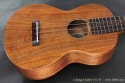 Collings UC1-K Koa Ukulele top