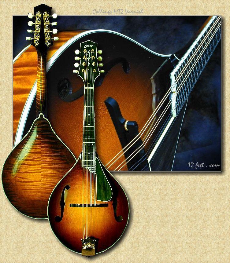 Collings MT2 Mandolin