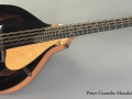 Peter Coombe Mandola 2005 full front view