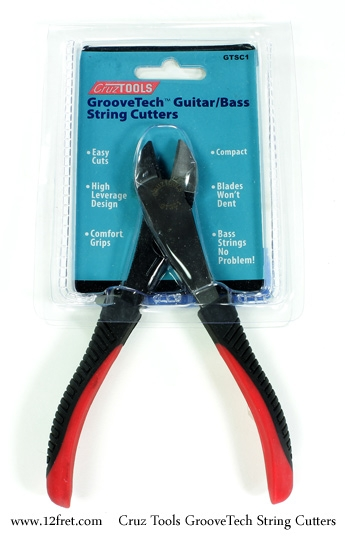 Cruz Tools GrooveTech String Cutters Package