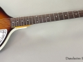 Danelectro Baby Sitar Full Front View