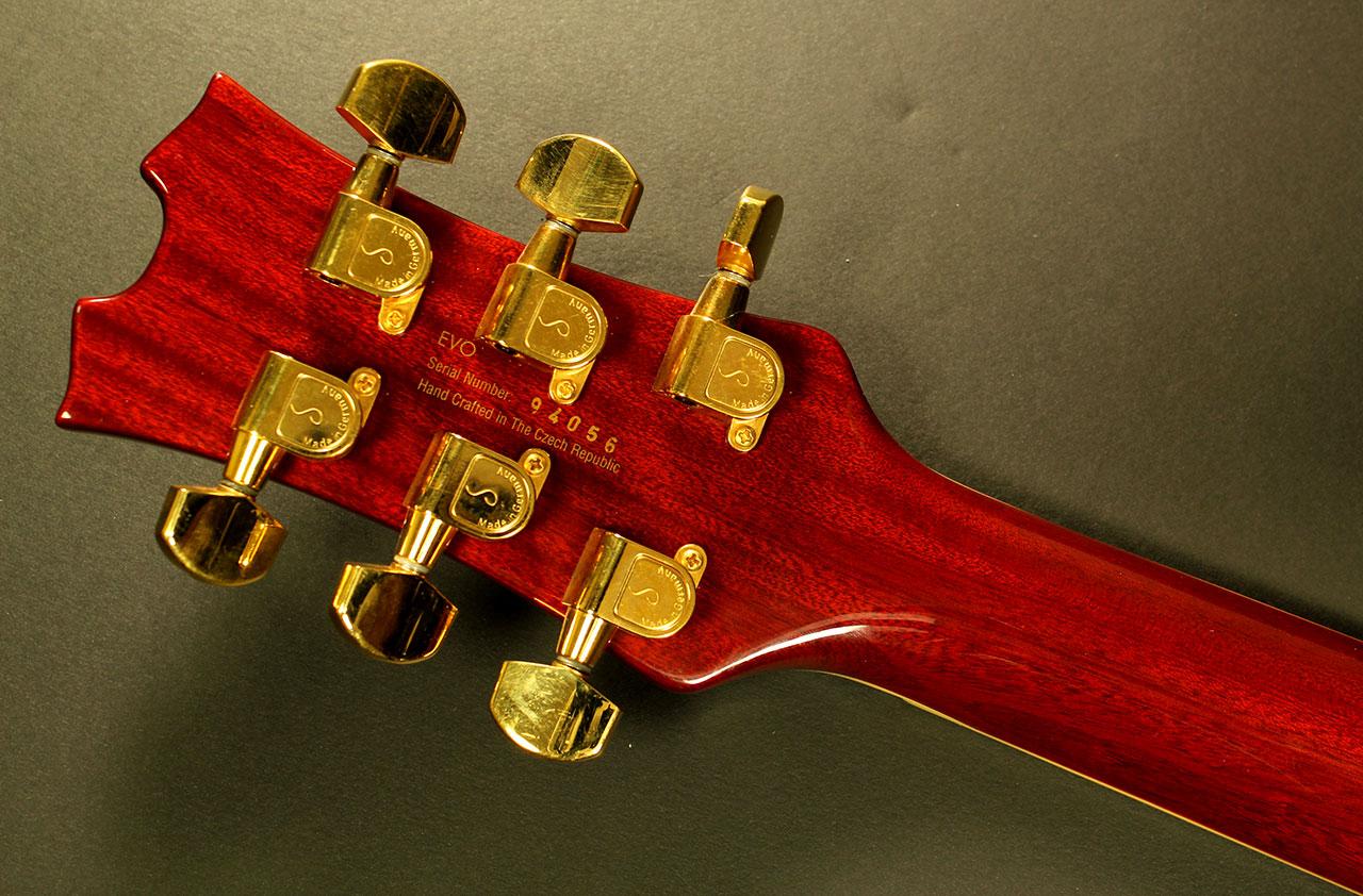 vintage dean guitar serial numbers
