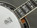 Deering Calico Banjo inlay
