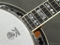 Deering Calico Banjo inlay