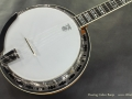 Deering Calico Banjo  top