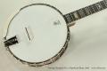 Deering Clawgrass No. 2 Openback Banjo, 2016 Top View
