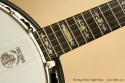 Deering Deluxe Maple Banjo inlay