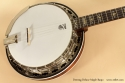 Deering Deluxe Maple Banjo top