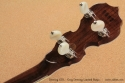 Deering GDL Greg Deering Limited Banjo head rear view
