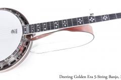 Deering Golden Era 5-String Banjo, 2013 Full Front View