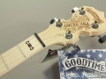 Deering Goodtime Americana 5-String Banjo Head Front