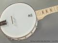 Deering Goodtime Open Back Banjo top