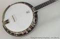 Deering John Hartford 5-String Banjo Top View
