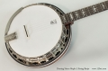 Deering Sierra Maple 5 String Banjo Top View