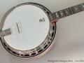 Deering Sierra Mahogany Banjo Top