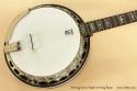 Deering Sierra Maple 5-String Banjo top