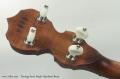 Deering Sierra Maple Openback Banjo Head Rear View