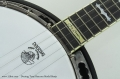 Deering Terry Baucom Model Banjo Signature Inlay