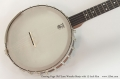 Deering Vega Old Tyme Wonder Banjo with 12-Inch Rim Top View