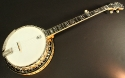 Deerring 35th Anniversary Limited Edition Banjo  Full Front View