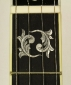 Deerring 35th Anniversary Limited Edition Banjo  First position inlay