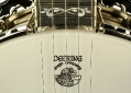 Deerring 35th Anniversary Limited Edition Banjo  Last fret inlay and skin