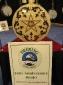 Deerring 35th Anniversary Limited Edition Banjo  On display at NAMM 2011