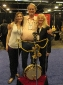 TDeerring 35th Anniversary Limited Edition Banjo  he Deering family with the 35th Anniverssary Banjo.