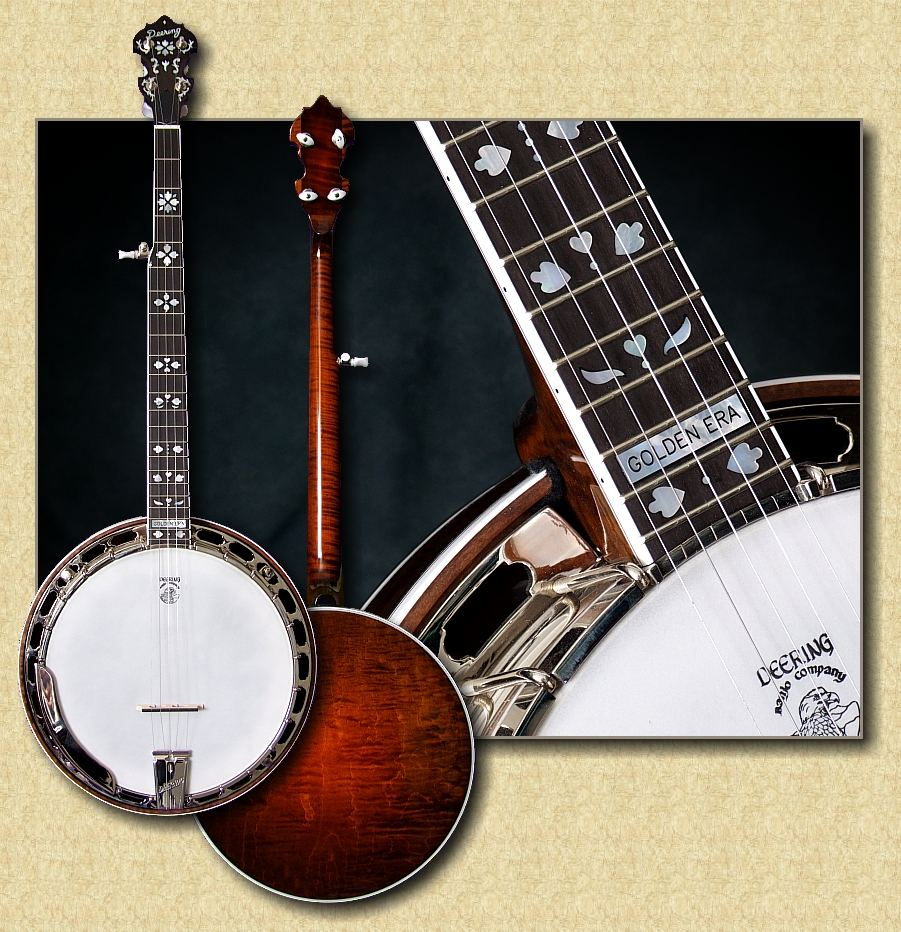 Deering Banjo Tone Ring