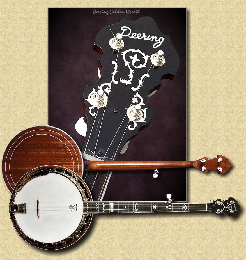 Deering_Golden_Wreath_banjo