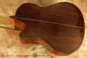 Sergei de Jonge 8 String Classical Guitar 1995 back