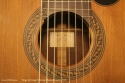 Sergei de Jonge 8 String Classical Guitar 1995 label