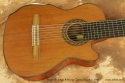 Sergei de Jonge 8 String Classical Guitar 1995 top