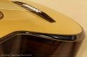 Sergei de Jonge Classical Guitar 2010 armrest