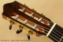 Sergei de Jonge Classical Guitar 2010 head front