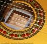 Lester DeVoe Flamenco Blanca Guitar, 2000  Signature
