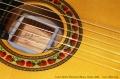 Lester DeVoe Flamenco Blanca Guitar, 2000  Signature 2