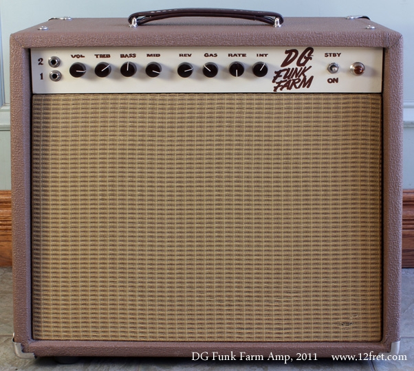 DG Funk Farm Amp 2011 front