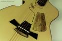 DK Guitars Picasso bridge