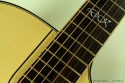 DK Guitars Picasso inlay
