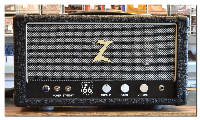 Dr Z_Route 66_amp(used)