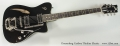 Duesenberg Caribou Thinline Electric Full Front View